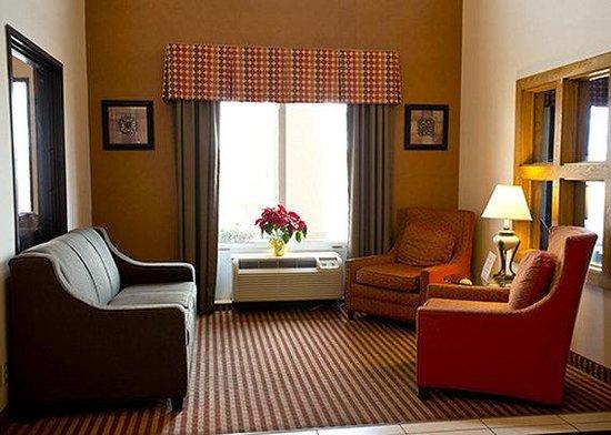 Comfort Suites Kansas City - Liberty : CSLiberty Lobby New