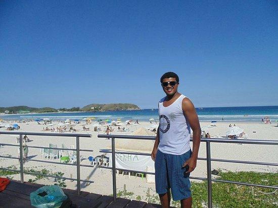 Forte Beach: Ele