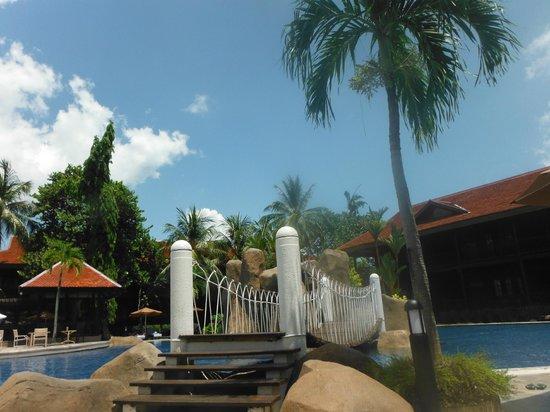 Meritus Pelangi Beach Resort & Spa, Langkawi: cascade pool