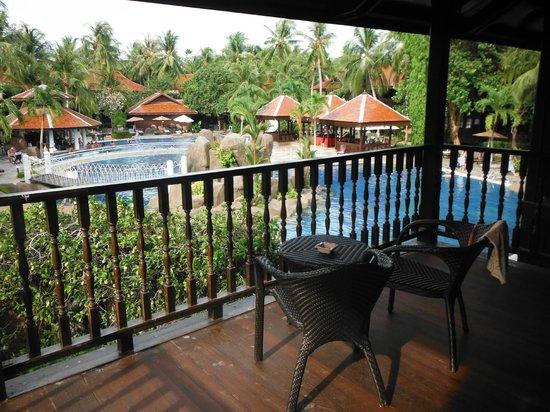 Meritus Pelangi Beach Resort & Spa, Langkawi: view from our room