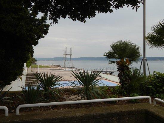 Hotel Histrion: panorama dalla stanza