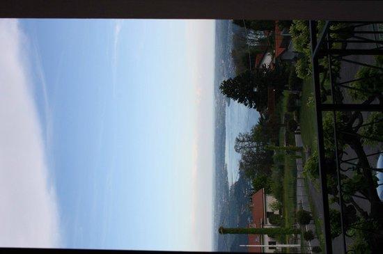 Hotel La Capannina: dalla camera nr.3 - vista lago