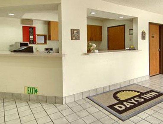 Days Inn Fremont: Lobby