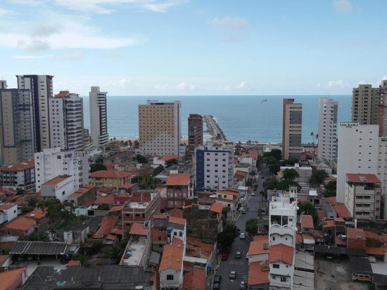 Hotel Praia Centro : View from the hotel