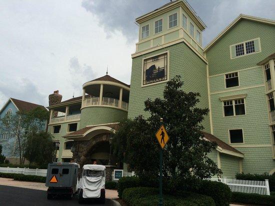 Disney's Saratoga Springs Resort & Spa: Hotel