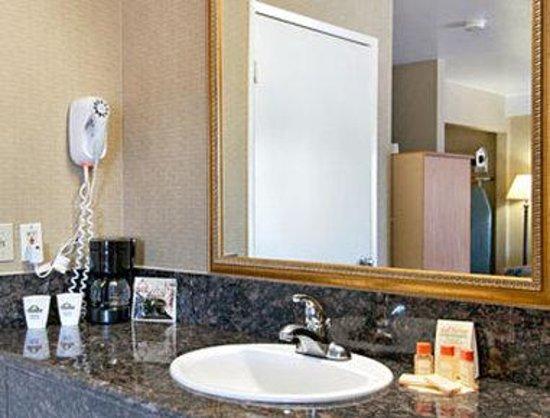 Days Inn & Suites Artesia: Bathroom
