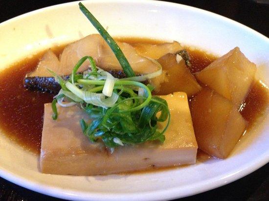 Tanto Japanese Restaurant: fish
