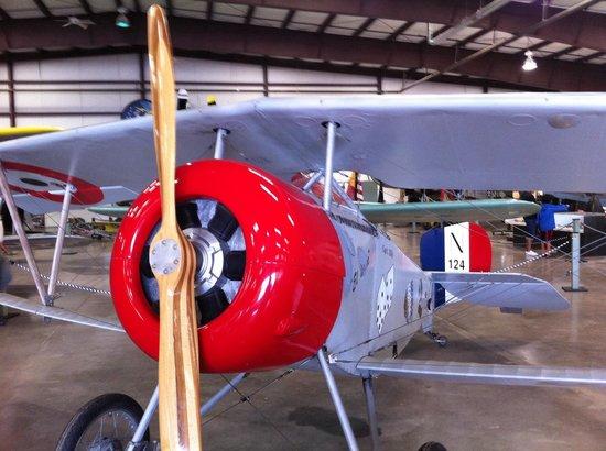 Planes of Fame Air Museum: Museum hangar