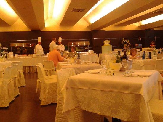 Loano 2 Village: Sala ristorante