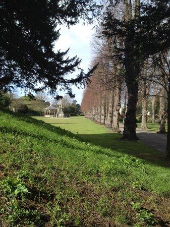 Dane John Gardens: Lovely park, March 2014