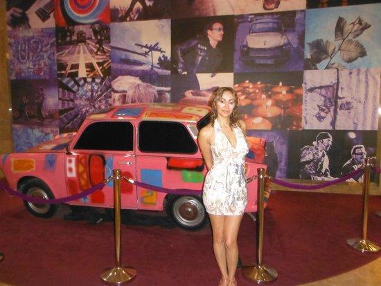 Hard Rock Hotel Panama Megapolis : LOBBY HOTEL