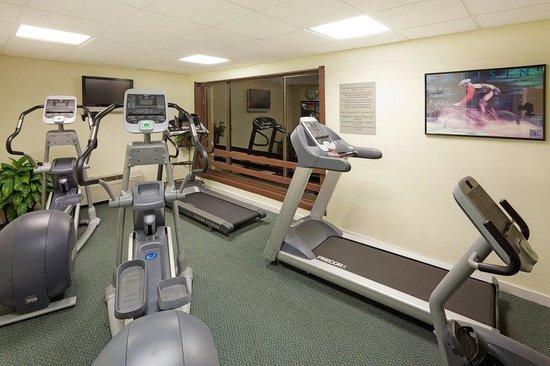 Holiday Inn Nashua: Fitness Center