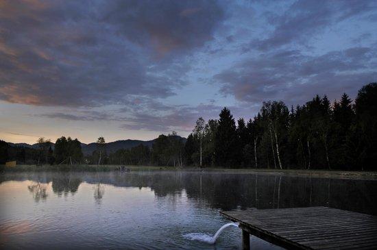 Naturwellness Hotel Moorquell : Moorsee
