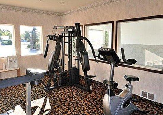 Comfort Inn : Exercise area