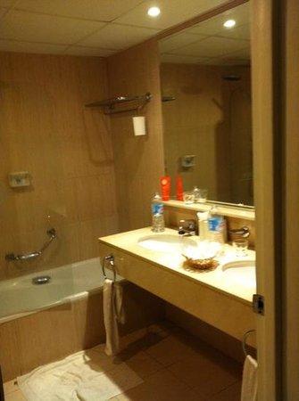 Grand Bahia Principe La Romana : salle de bain