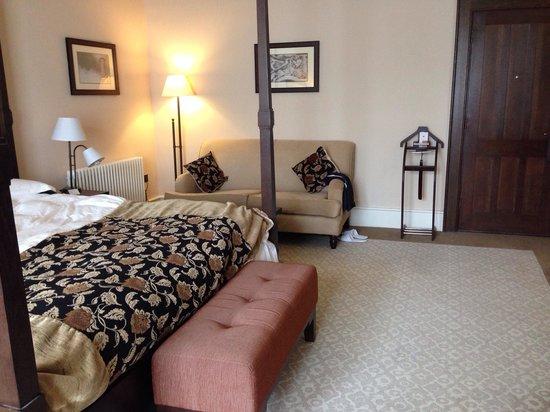 Lough Eske Castle, a Solis Hotel & Spa: Deluxe room