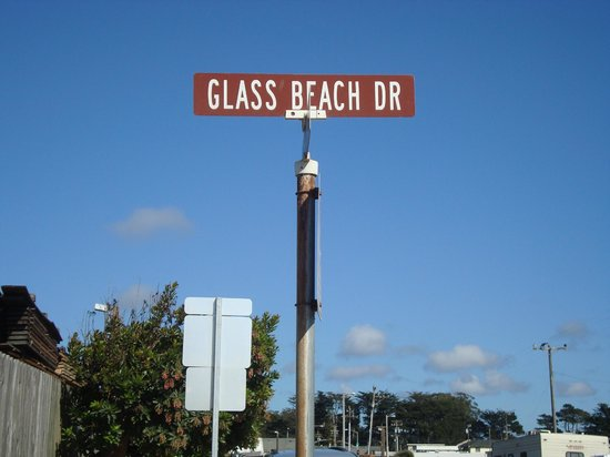 Sea Glass Museum: Fitting lane name?