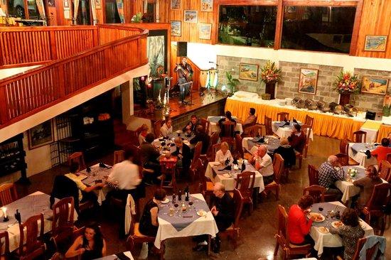 Hotel Fonda Vela: Restaurant Galeria