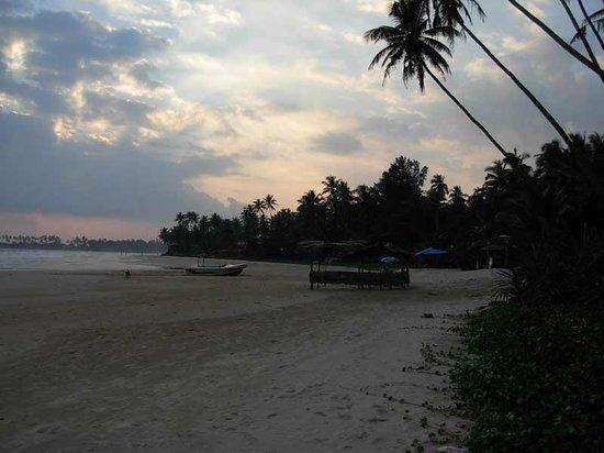 Beenath Guest House: пляж