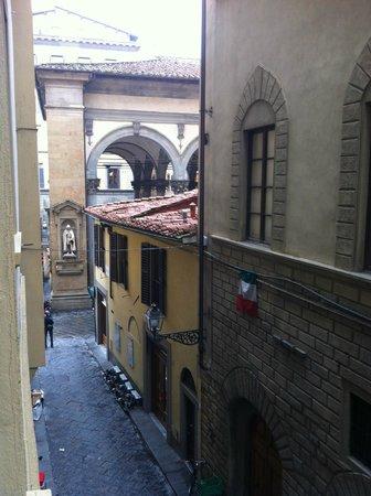 La Signoria di Firenze B&B: Nice view