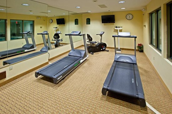 Holiday Inn Express Greenville: Fitness Center