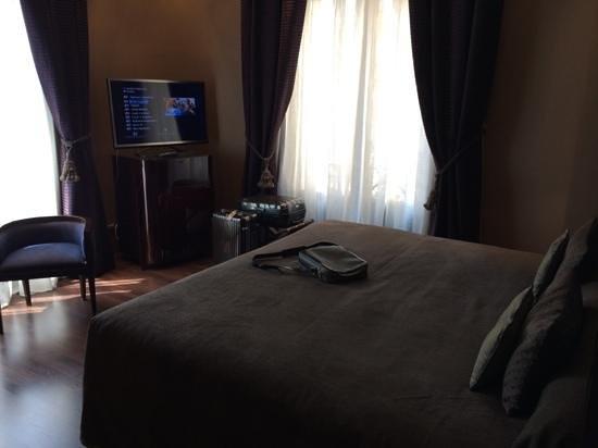 Hotel Casa Fuster: Habitación