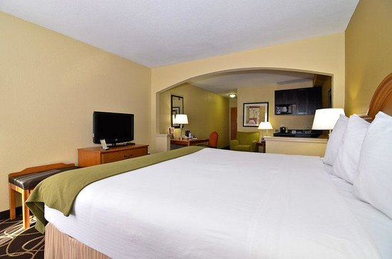 Holiday Inn Express Stone Mountain: Suite