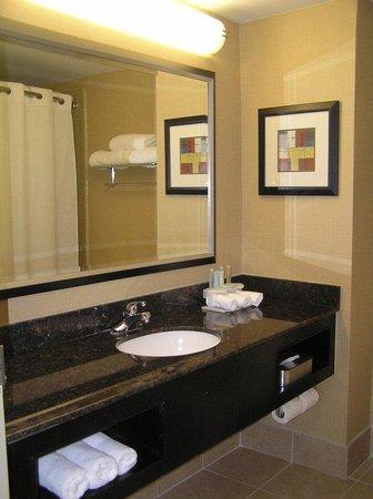 Holiday Inn Express Stone Mountain: Guest Bathroom