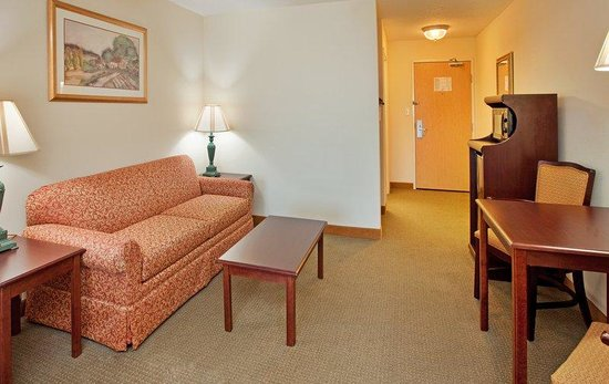 Baymont Inn & Suites Fulton: Almost feels like home