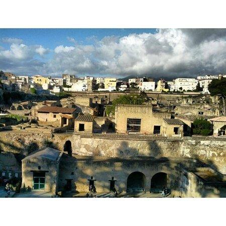 Herculaneum Ercolano : Scavi di Ercolano