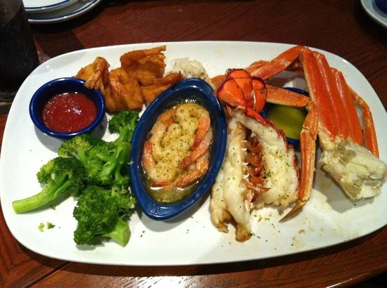 Red Lobster: Ultimate Feast