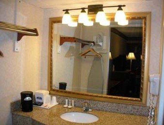 Knights Inn Mount Laurel: Bathroom