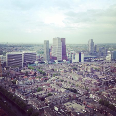 The Hague Tower : The view 3