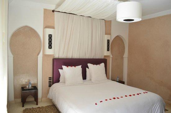 Riad Pourpre Médina: chambre