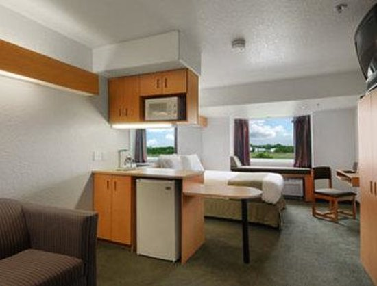 Microtel Inn & Suites by Wyndham Ardmore: Queen Suite