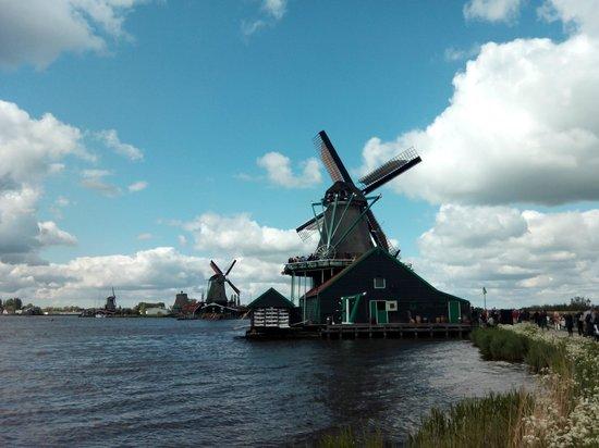 Zaanse Schans : Wind malls