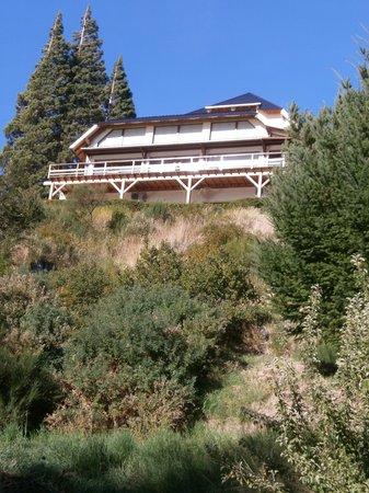 Hotel Amancay: Emplazamiento del hotel
