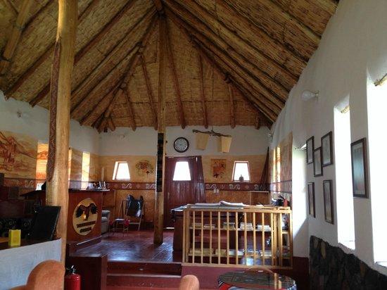 Hosteria & Spa Tradicion Colca: Accueil