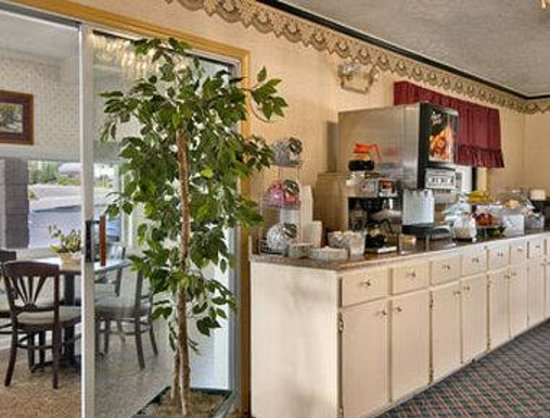Super 8 Hillsville: Breakfast Area