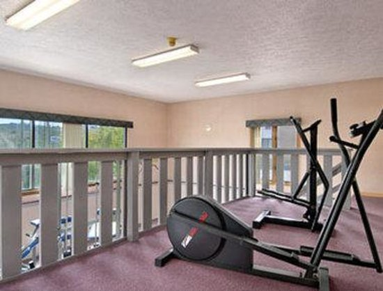 Super 8 Hillsville: Fitness Centre