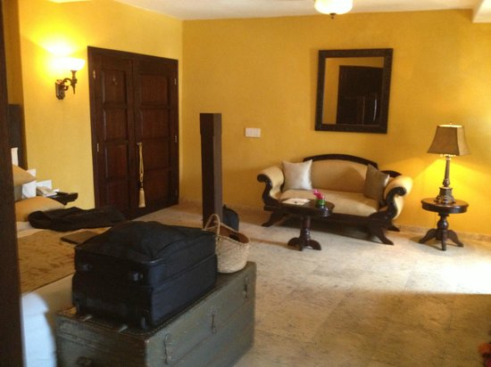 San Pedro Hotel Spa: Room