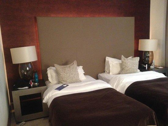 Radisson Blu Style Hotel, Vienna: Twin beds