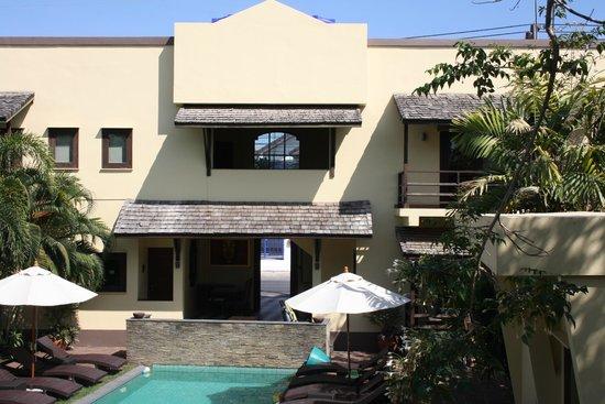 Villa Tanamera: Das Hauptgebäude