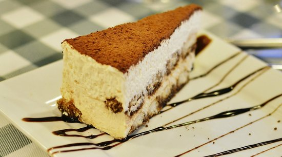 Golden Grid : Tiramisu 2nd May 2014....yummy  :)