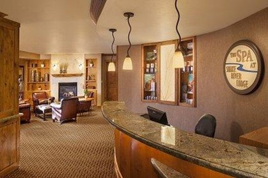 Snake River Lodge and Spa : NHGSpa Lobby