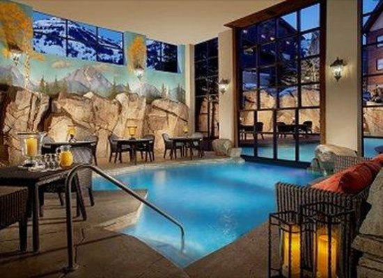Snake River Lodge and Spa: Snake Pool