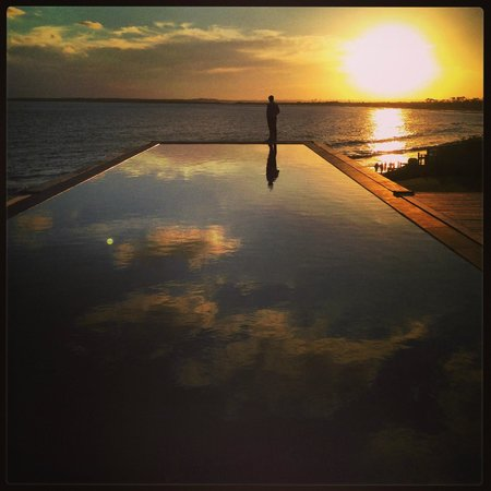 Playa VIK Jose Ignacio: Amazing sunset every night