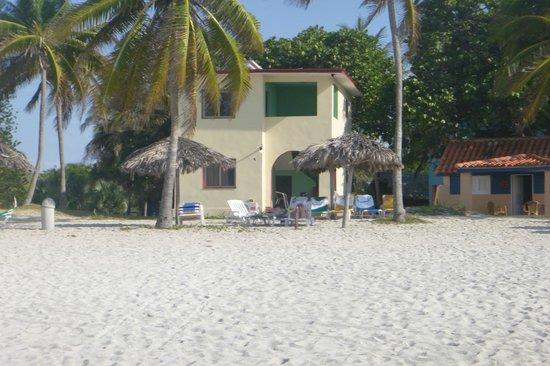 Hotel Club Kawama: Ma chambre vue de la plage