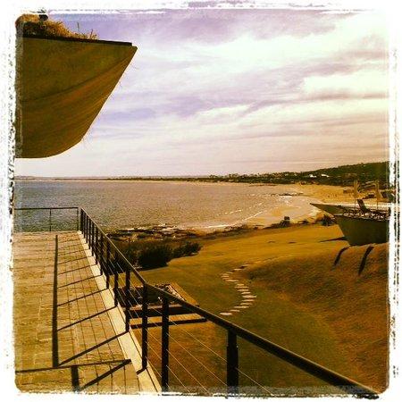 Playa VIK Jose Ignacio: View from Casa Mar