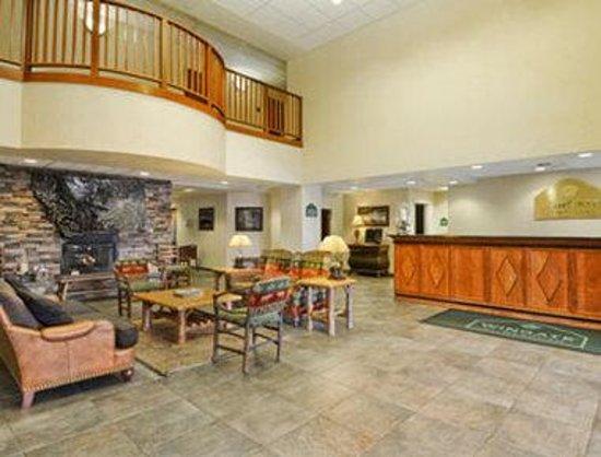 Wingate by Wyndham Missoula Airport: Lobby